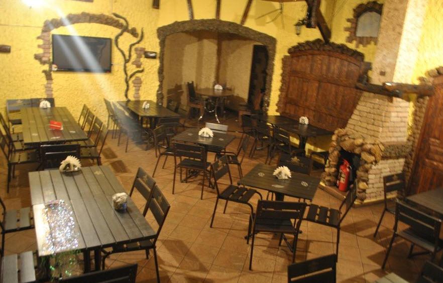 Кафе Старый приятель в Новогиреево фото