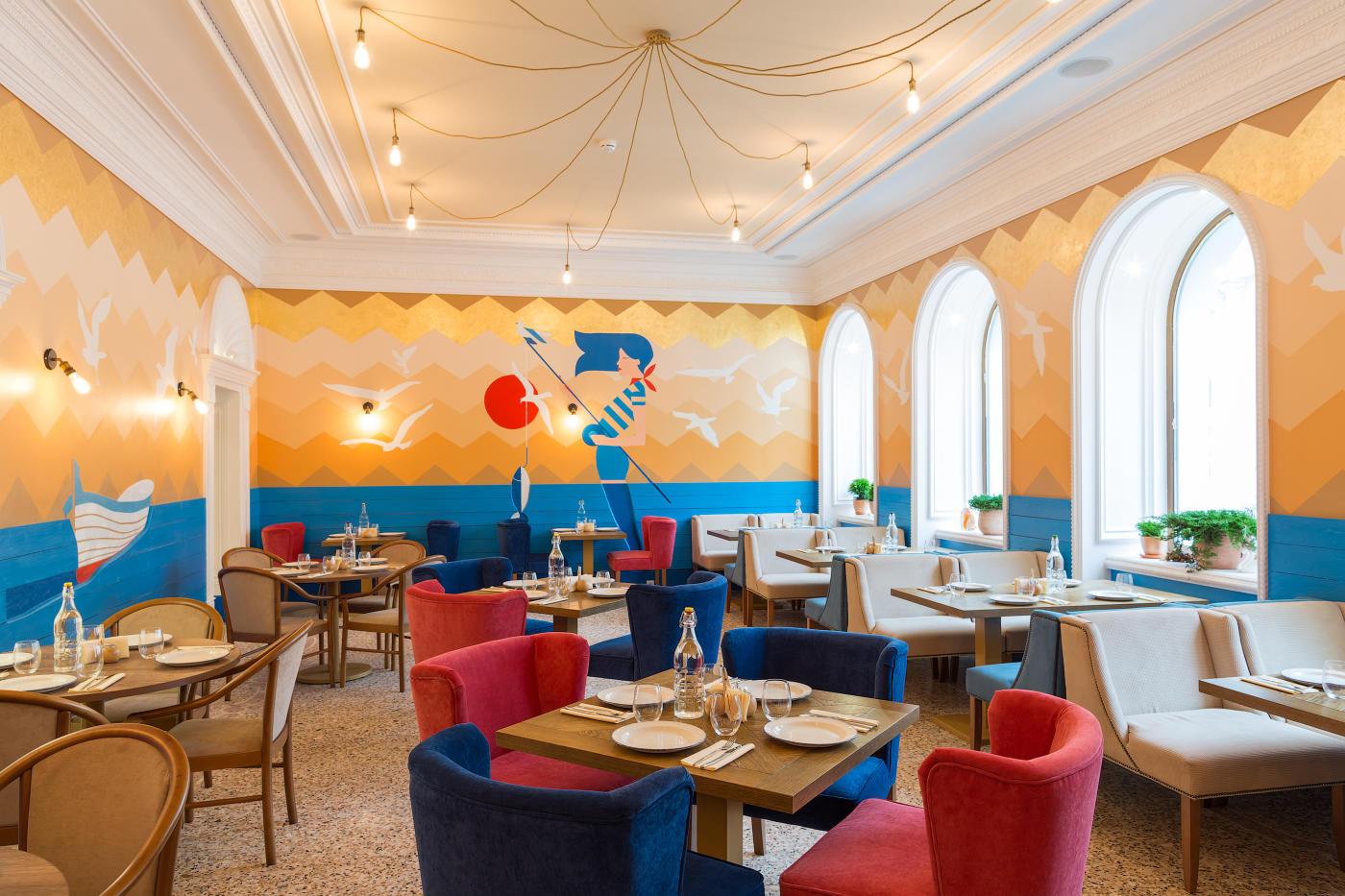 Крымский Ресторан Крымская кухня на Пятницкой (Добрынинская) фото 4