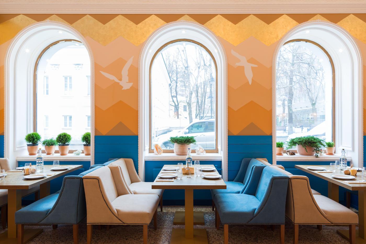 Крымский Ресторан Крымская кухня на Пятницкой (Добрынинская) фото 6