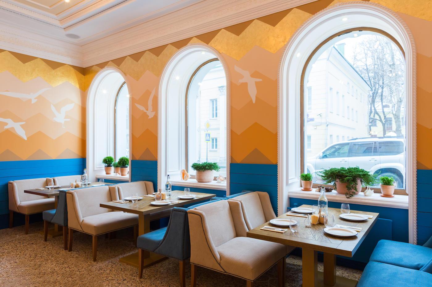 Крымский Ресторан Крымская кухня на Пятницкой (Добрынинская) фото 7
