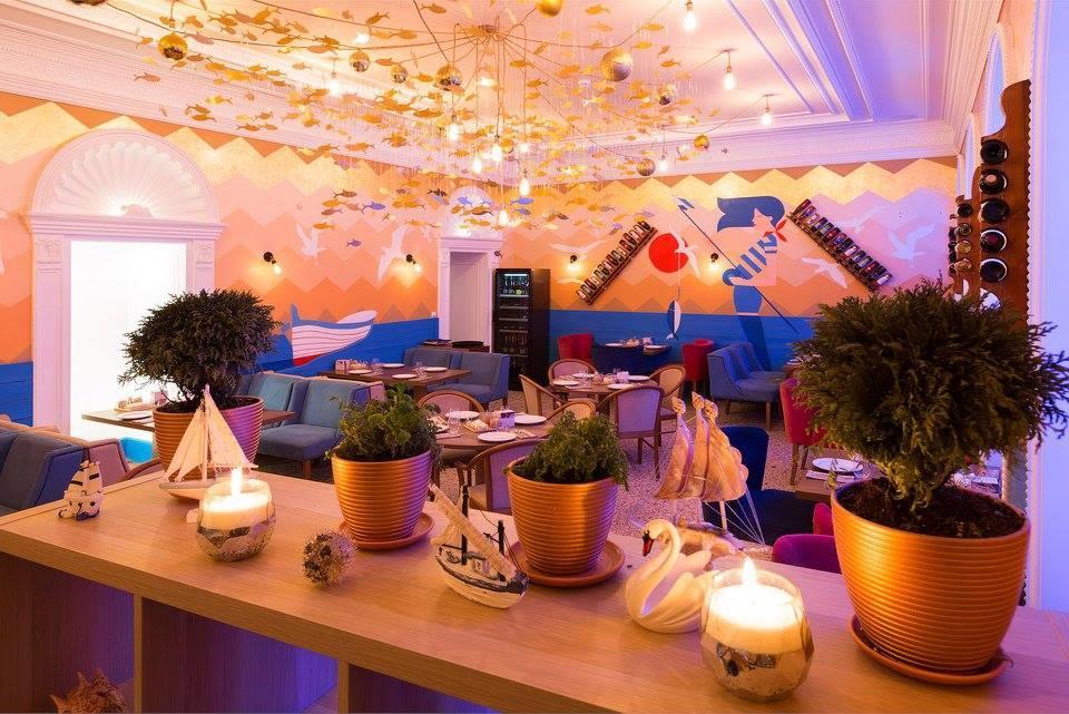 Крымский Ресторан Крымская кухня на Пятницкой (Добрынинская) фото 13