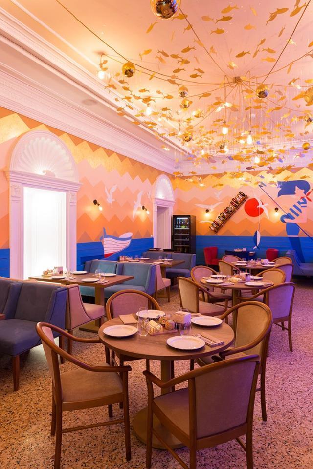 Крымский Ресторан Крымская кухня на Пятницкой (Добрынинская) фото 14
