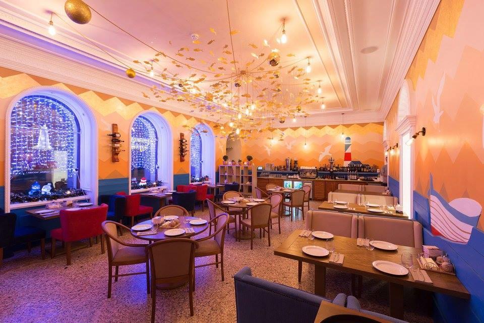 Крымский Ресторан Крымская кухня на Пятницкой (Добрынинская) фото 16