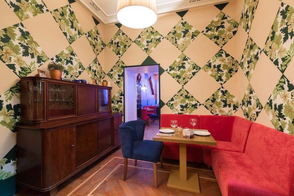 Крымский Ресторан Крымская кухня на Пятницкой (Добрынинская) фото 17