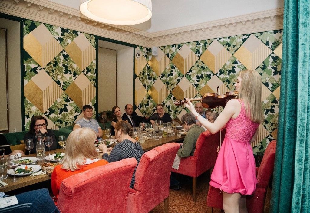 Крымский Ресторан Крымская кухня на Пятницкой (Добрынинская) фото 35
