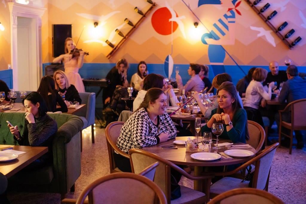 Крымский Ресторан Крымская кухня на Пятницкой (Добрынинская) фото 37