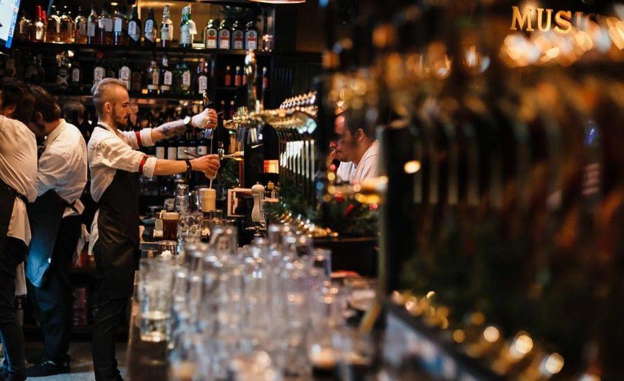 Паб O'Donoghue's Pub на Пятницкой (О'Донохью Паб) фото 9