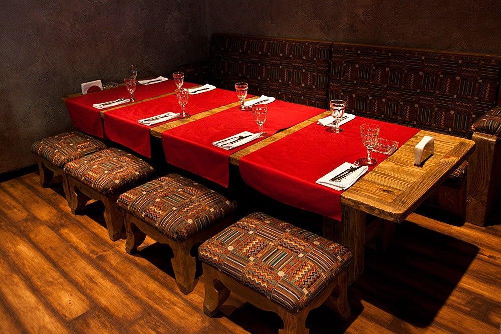 Ресторан Ацатун на Соколе фото 4