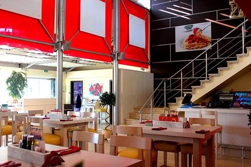 Итальянское Кафе Vapiano на Юго-Западной (Вапиано) фото