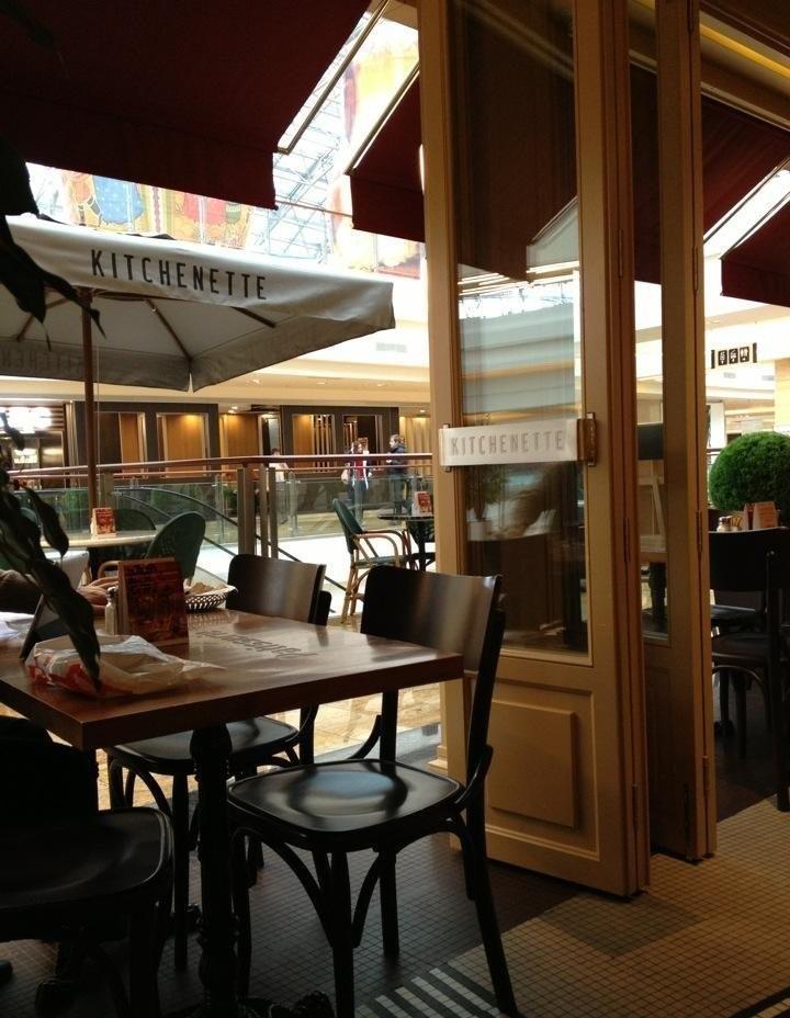 Ресторан Китченетте в Афимолл Сити (Kitchenette) фото 8
