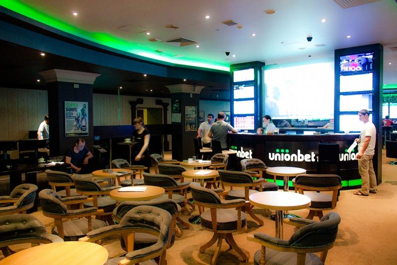 Unionbet (UBcafe) на Новослободской фото 1