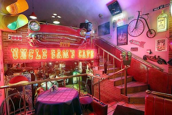 Кафе Дяди Сэма на Павелецкой фото