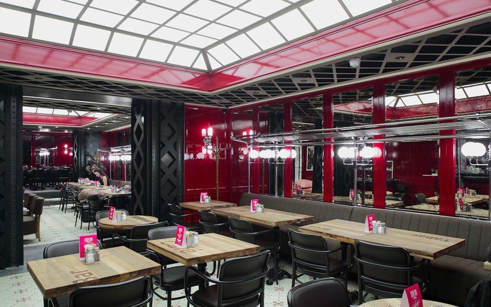 Ресторан Китченетте на Камергерском (Kitchenette) фото 1