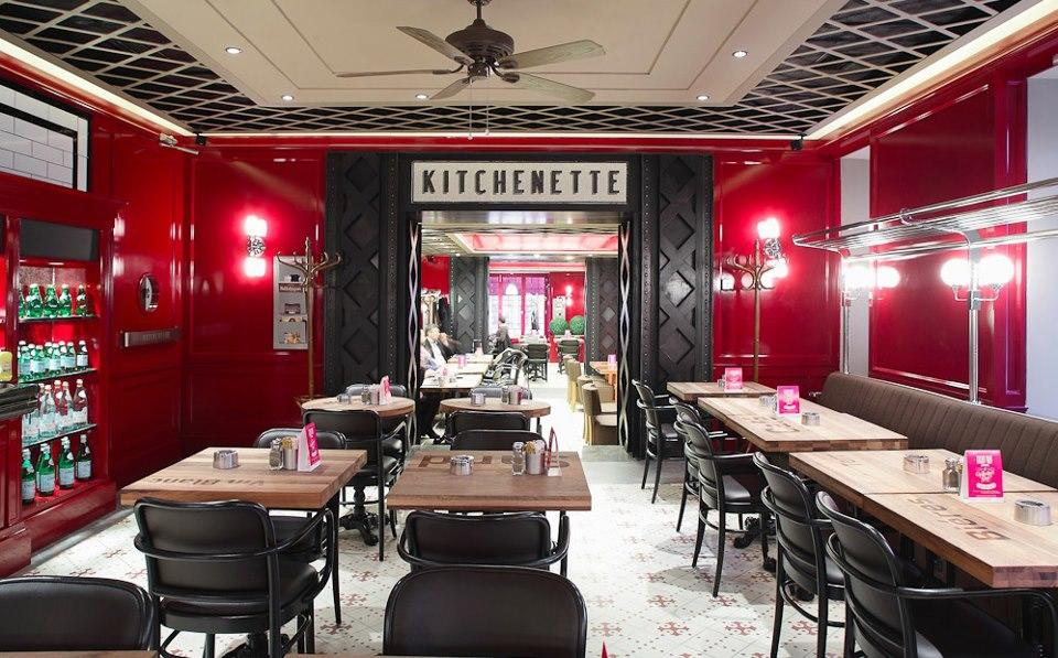 Ресторан Китченетте на Камергерском (Kitchenette) фото 7