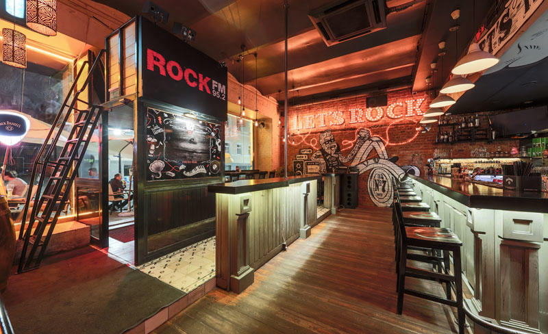 Lets Rock Bar на Кузнецком мосту (Летс Рок Бар) фото 18