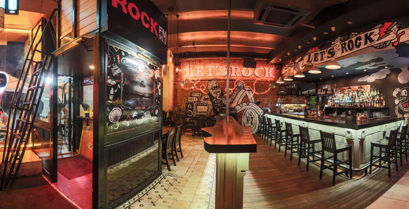 Lets Rock Bar на Кузнецком мосту (Летс Рок Бар) фото 19