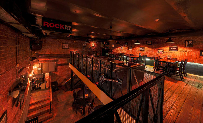 Lets Rock Bar на Кузнецком мосту (Летс Рок Бар) фото 33