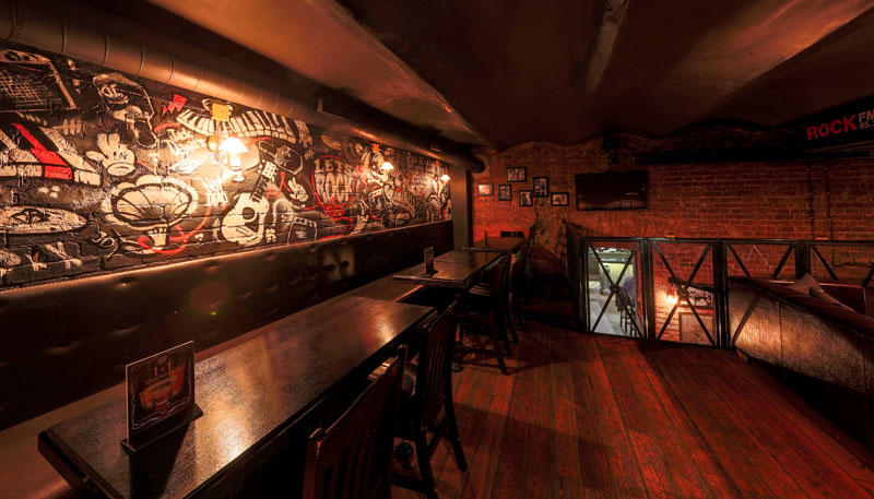 Lets Rock Bar на Кузнецком мосту (Летс Рок Бар) фото 37