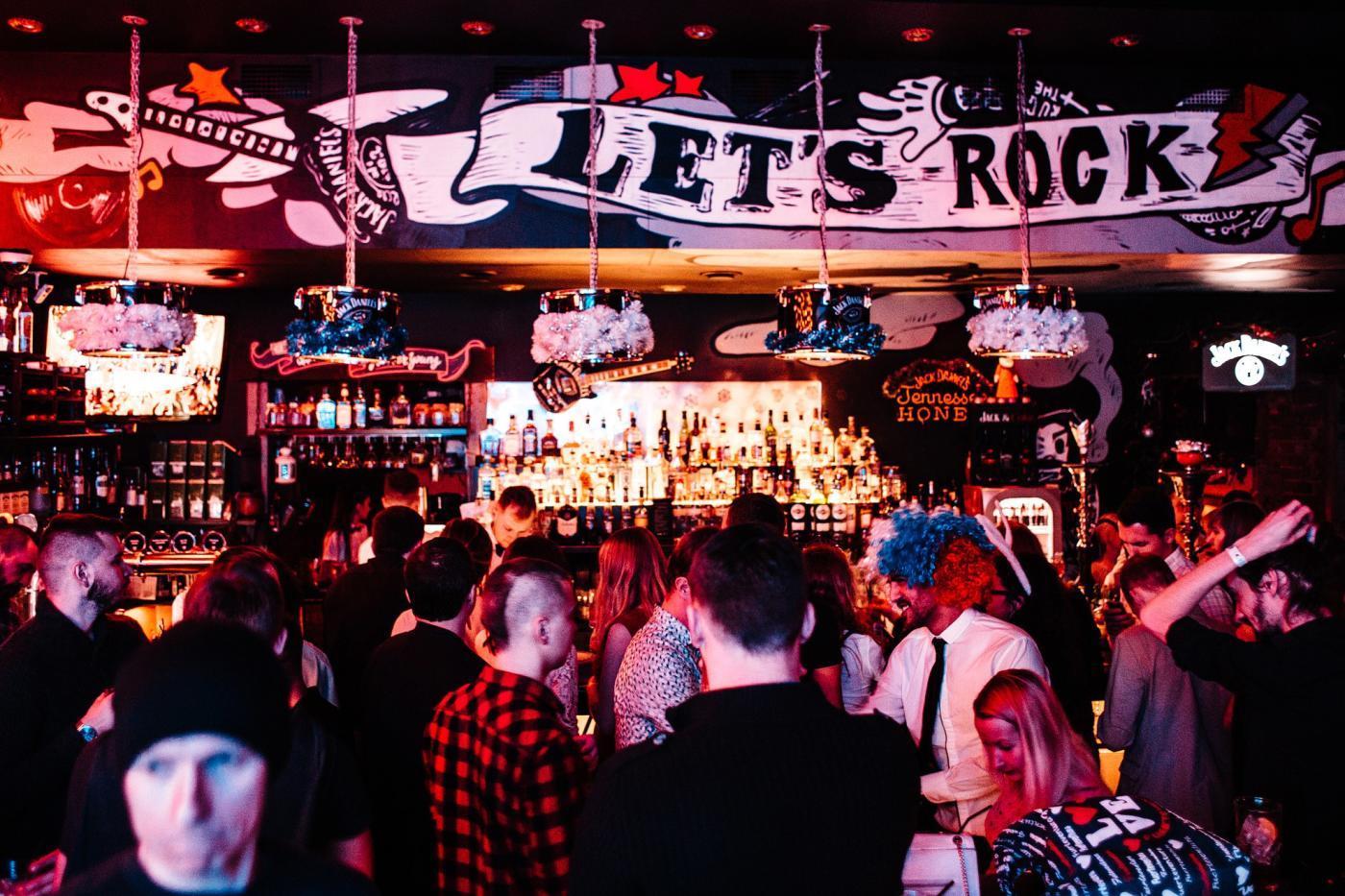 Lets Rock Bar на Кузнецком мосту (Летс Рок Бар) фото 44