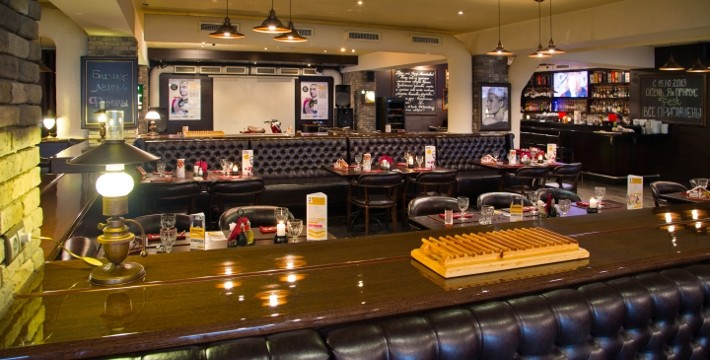 Пивной ресторан Ян Примус на Братиславской фото 6