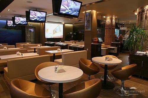Ресторан Travel Cafe Restaurant & Bar фото 1
