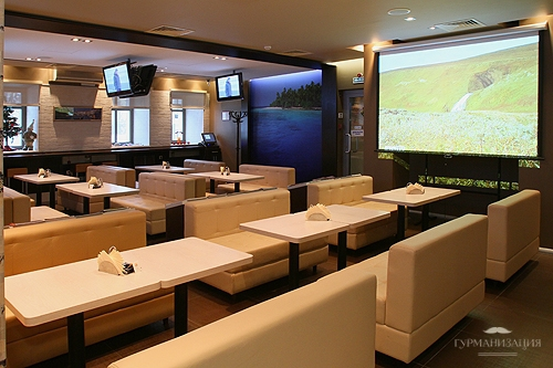 Ресторан Travel Cafe Restaurant & Bar фото 4