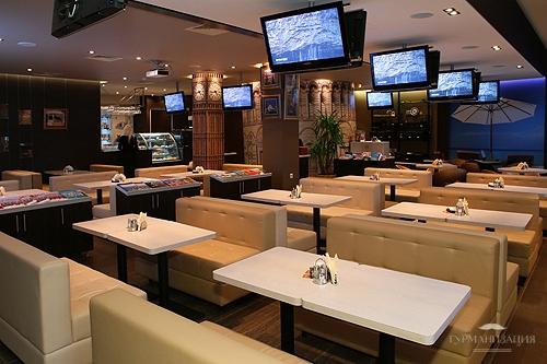 �������� Travel Cafe Restaurant & Bar ���� 2