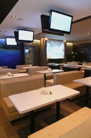Ресторан Travel Cafe Restaurant & Bar фото 5