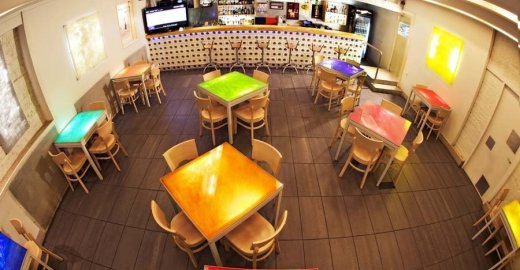 Кафе-бар XXI фото 5