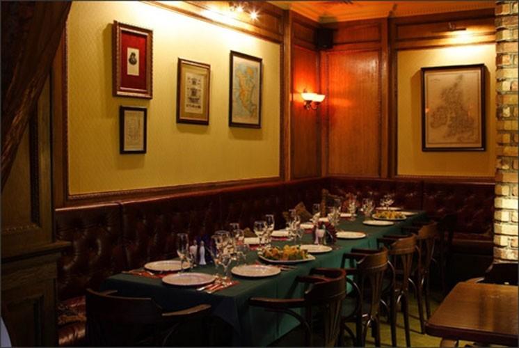 Пивной ресторан Джоли Дог Паб на Шереметьевской (Jolly Dog Pub) фото 21