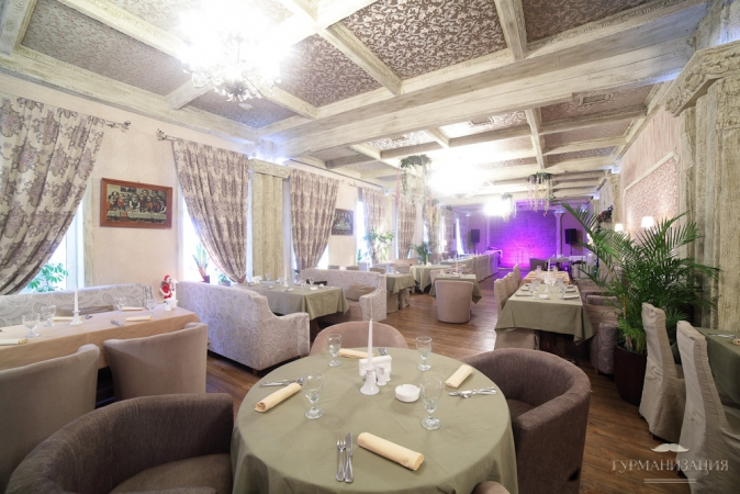 Грузинский Ресторан Генацвале Холл на Кропоткинской (Genacvale) фото