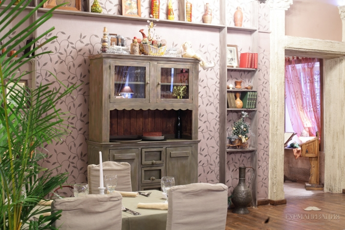 Грузинский Ресторан Генацвале Холл на Кропоткинской (Genacvale) фото 3
