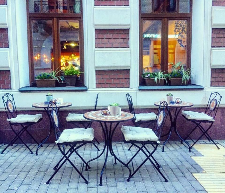 Ресторан шито крыто москва