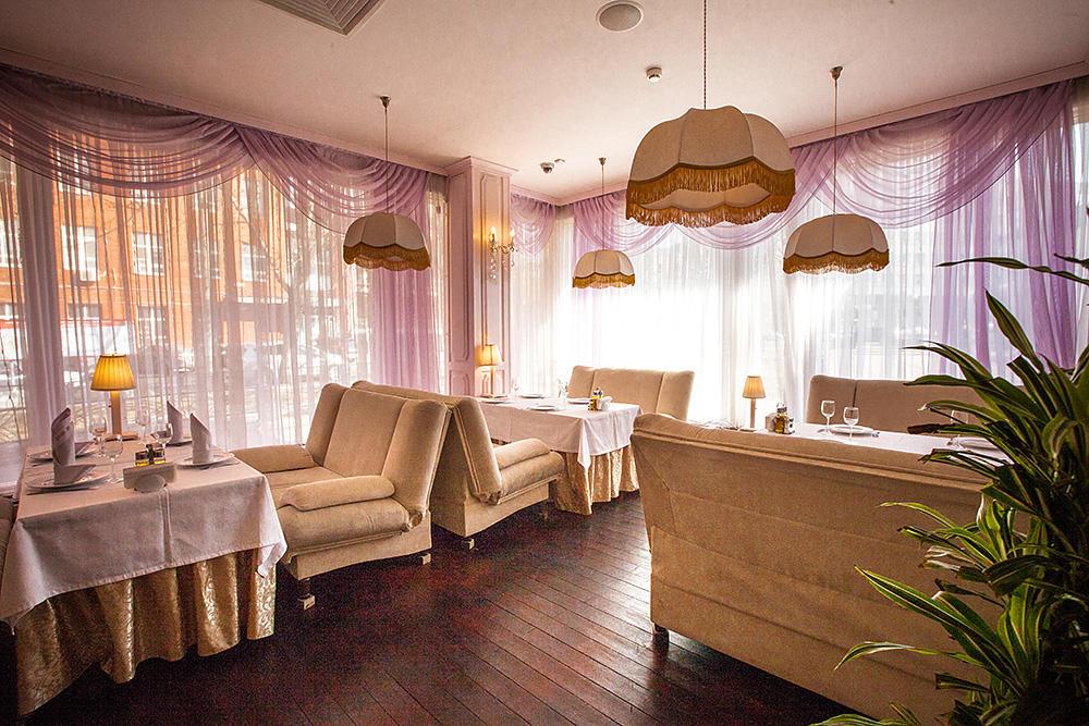 Ресторан Талисман на Красносельской фото 18
