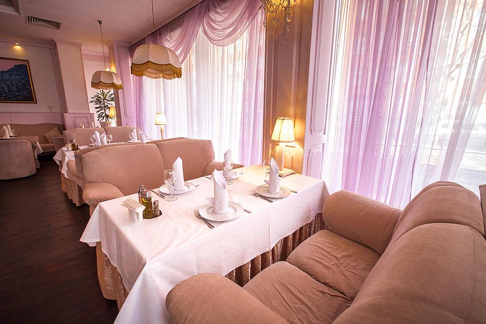 Ресторан Талисман на Красносельской фото 1