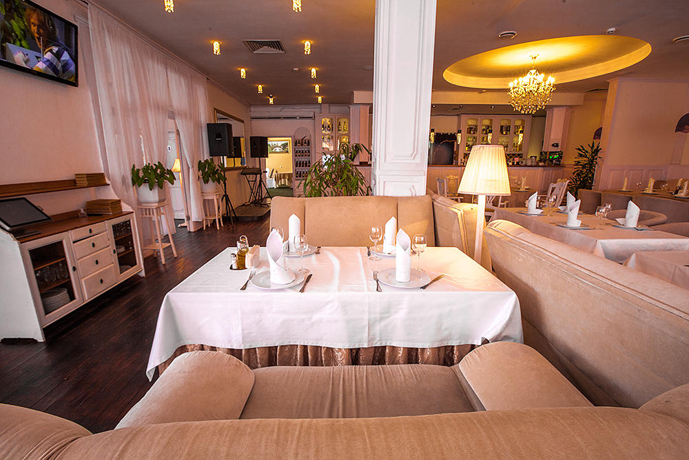 Ресторан Талисман на Красносельской фото 34