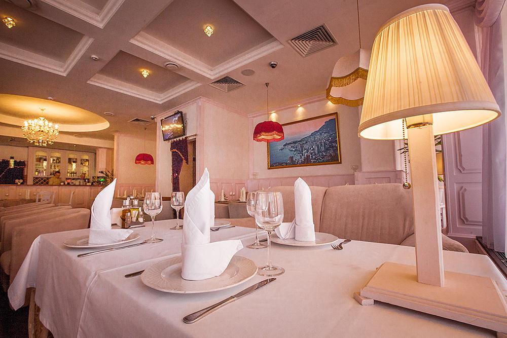 Ресторан Талисман на Красносельской фото 13