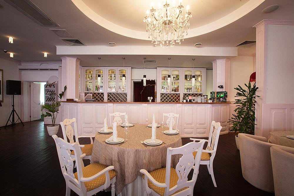 Ресторан Талисман на Красносельской фото