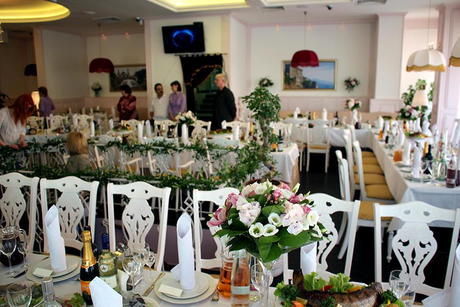 Ресторан Талисман на Красносельской фото 79