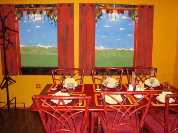 Ресторан Тибет Гималаи на Проспекте Мира фото 6