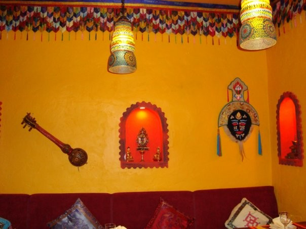 Ресторан Тибет Гималаи на Проспекте Мира фото 5