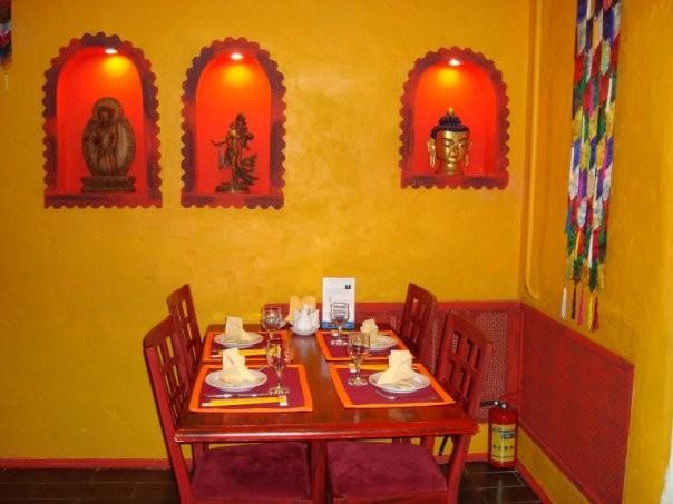 Ресторан Тибет Гималаи на Проспекте Мира фото 11