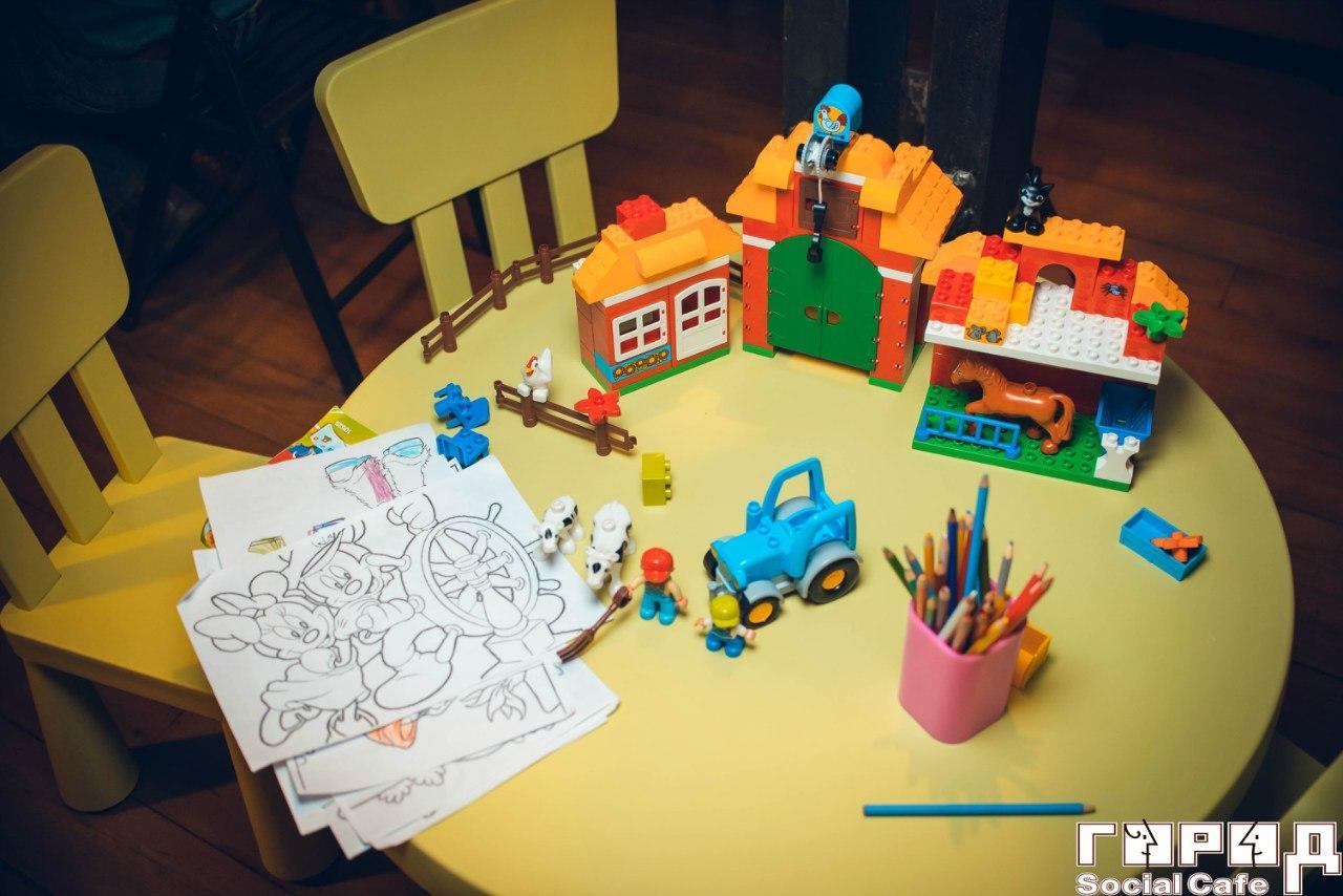 Социальное Кафе Город на Парке Победы (Город.Social Cafe) фото 9