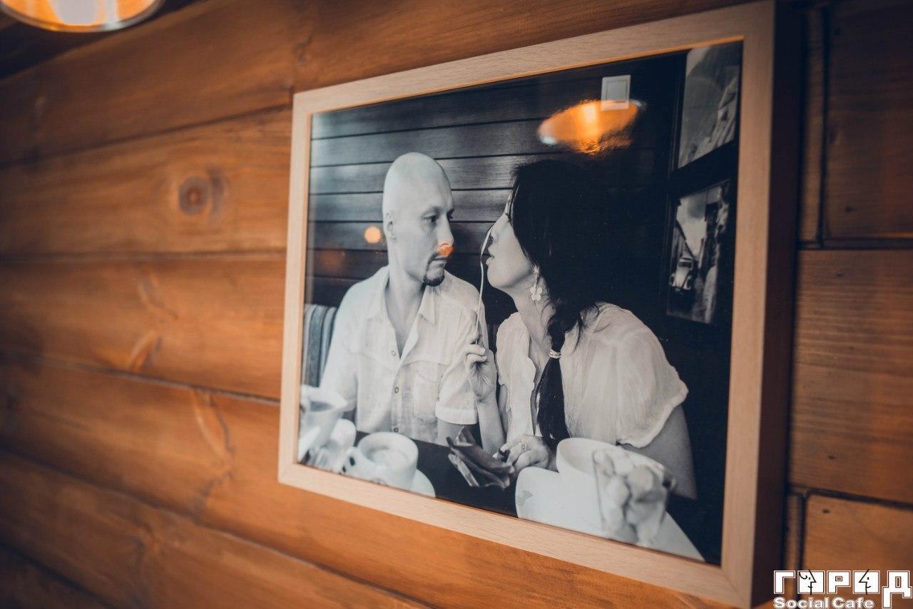 Социальное Кафе Город на Парке Победы (Город.Social Cafe) фото 12