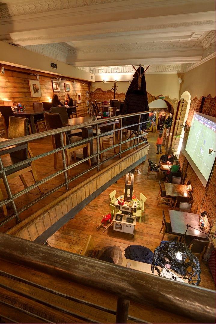Социальное Кафе Город на Парке Победы (Город.Social Cafe) фото 21