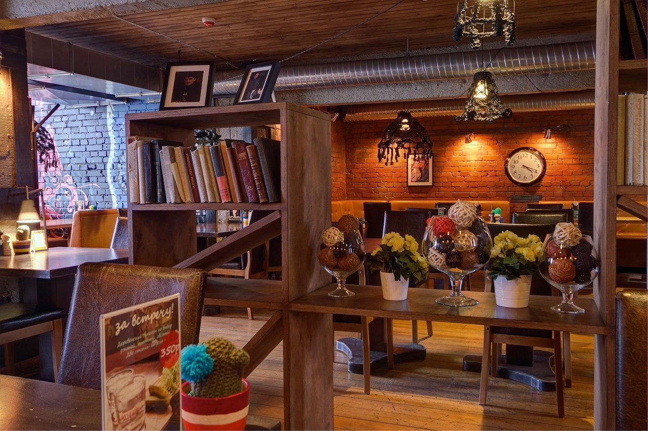 Социальное Кафе Город на Парке Победы (Город.Social Cafe) фото 29