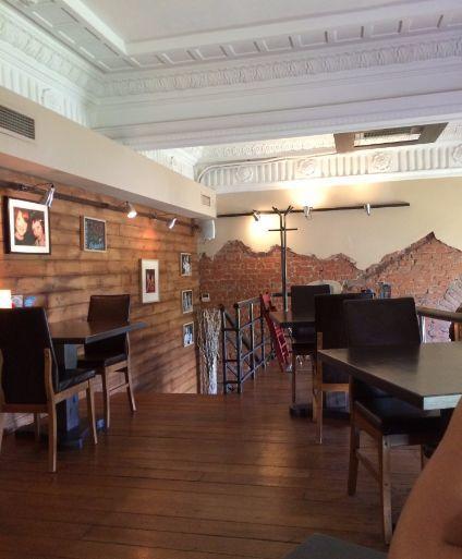 Социальное Кафе Город на Парке Победы (Город.Social Cafe) фото 33