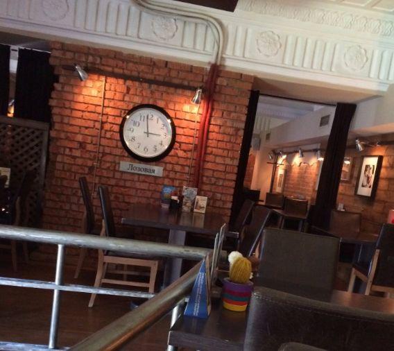 Социальное Кафе Город на Парке Победы (Город.Social Cafe) фото 34