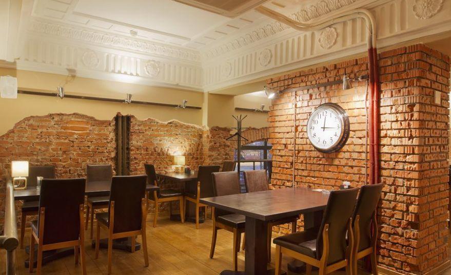 Социальное Кафе Город на Парке Победы (Город.Social Cafe) фото 36