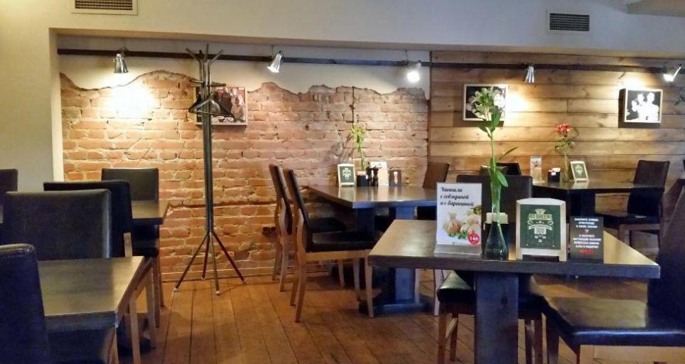 Социальное Кафе Город на Парке Победы (Город.Social Cafe) фото 41